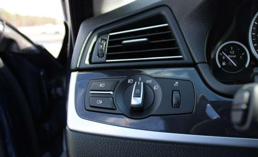 BMW 520 Salon Polska 2.0 D Skóra Navi zdjęcie 27