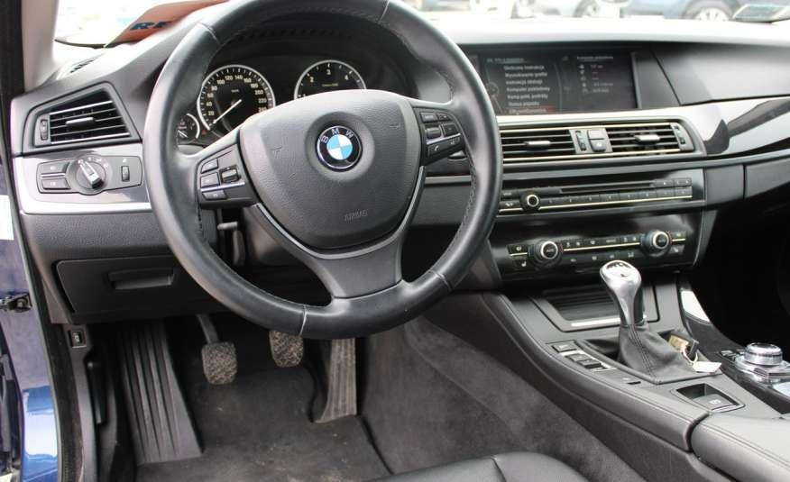 BMW 520 Salon Polska 2.0 D Skóra Navi zdjęcie 28