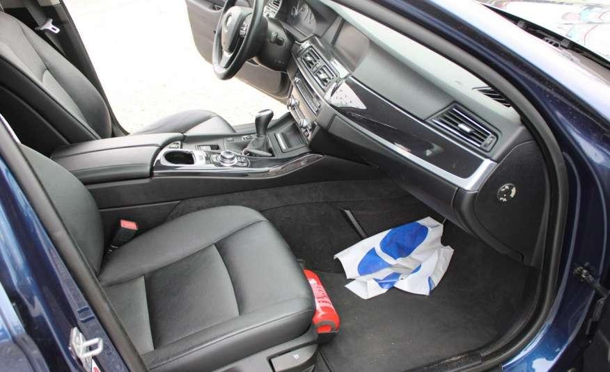 BMW 520 Salon Polska 2.0 D Skóra Navi zdjęcie 29
