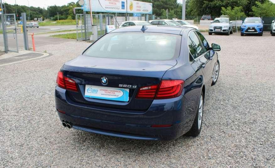 BMW 520 Salon Polska 2.0 D Skóra Navi zdjęcie 30