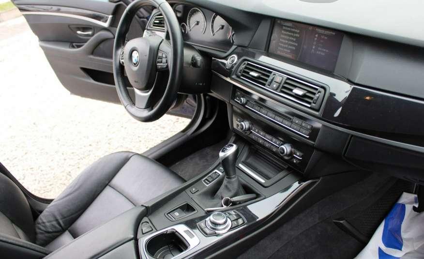 BMW 520 Salon Polska 2.0 D Skóra Navi zdjęcie 31