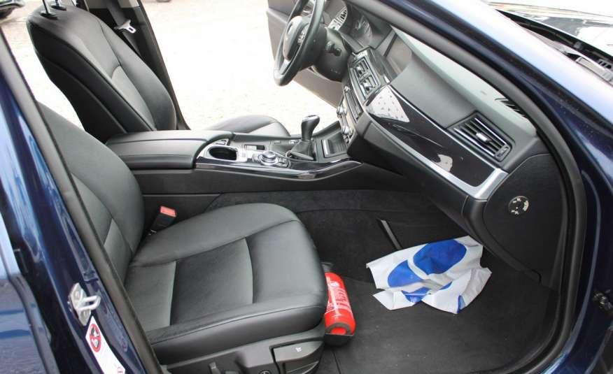 BMW 520 Salon Polska 2.0 D Skóra Navi zdjęcie 32