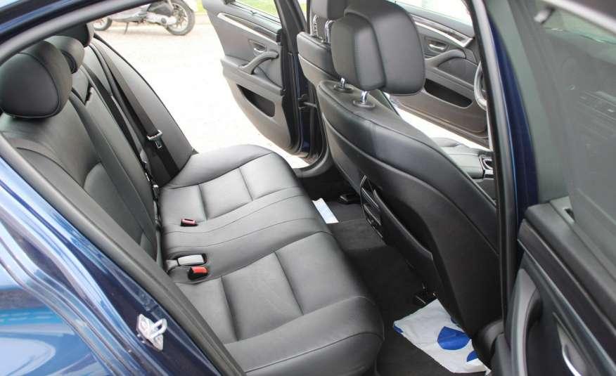 BMW 520 Salon Polska 2.0 D Skóra Navi zdjęcie 34
