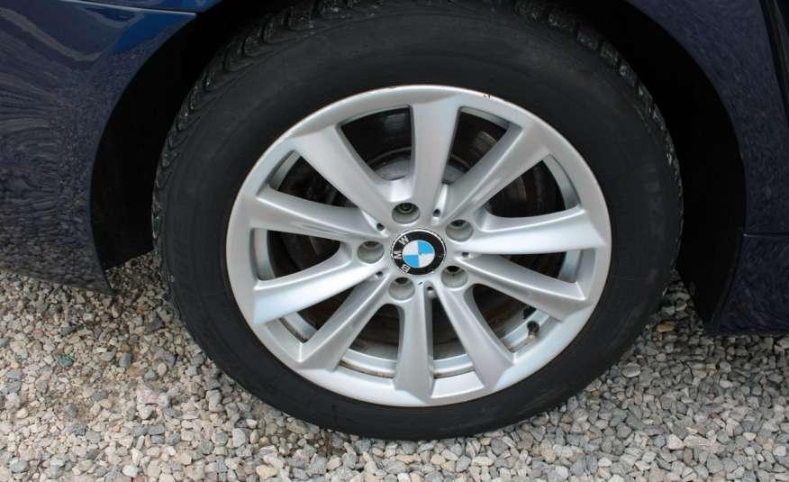 BMW 520 Salon Polska 2.0 D Skóra Navi zdjęcie 35
