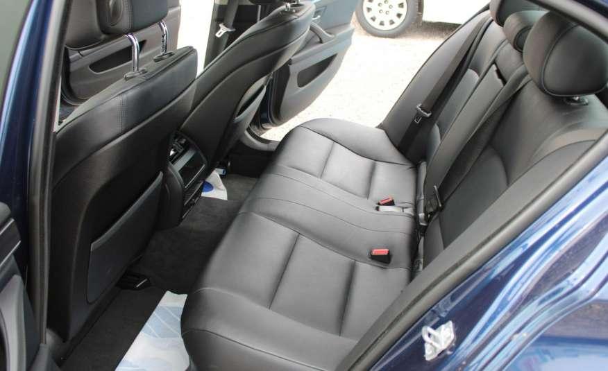 BMW 520 Salon Polska 2.0 D Skóra Navi zdjęcie 36