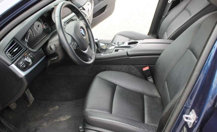 BMW 520 Salon Polska 2.0 D Skóra Navi zdjęcie 37