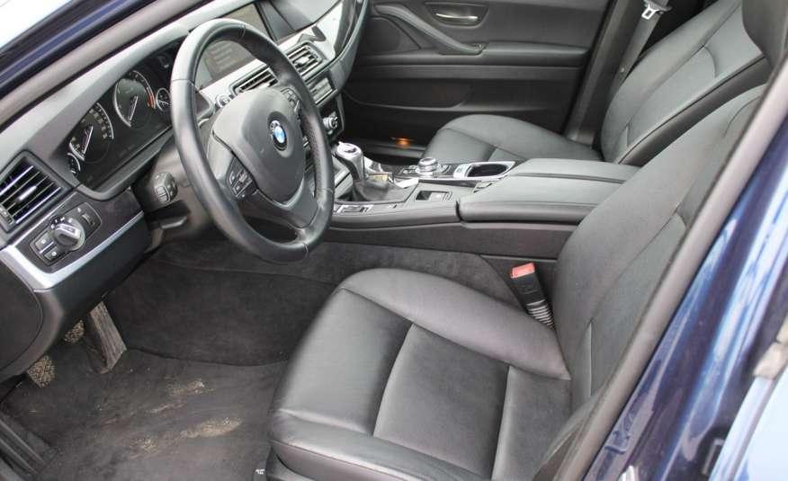 BMW 520 Salon Polska 2.0 D Skóra Navi zdjęcie 38