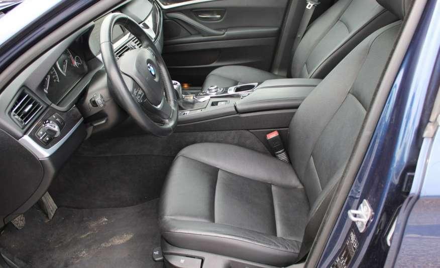 BMW 520 Salon Polska 2.0 D Skóra Navi zdjęcie 40