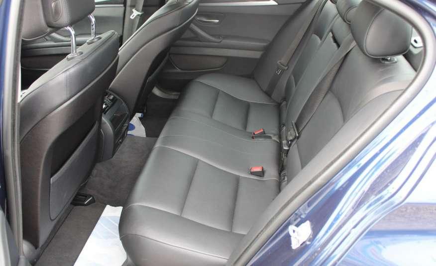 BMW 520 Salon Polska 2.0 D Skóra Navi zdjęcie 41