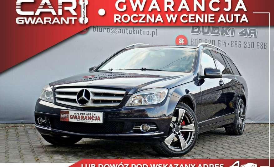 Mercedes C 220 2.2 CDI Raty Zamiana Gwarancja Zarejestrowany zdjęcie 1