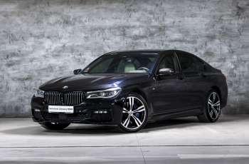 BMW 740 BMW 740d xDrive/M-pakiet/Harman-Kardon/Navi/Head-up/Masaże