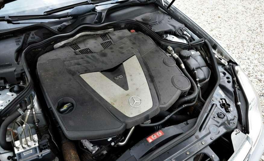Mercedes CLS 320 Opłacony 320CDI Lift Wentyle Skóra Navi Bi-xenon Alu Gwarancja zdjęcie 4