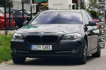 BMW 520 2.0 D 184 KM 188 tys. km Nowy Rozrząd Navi Skóra Klima z Niemiec