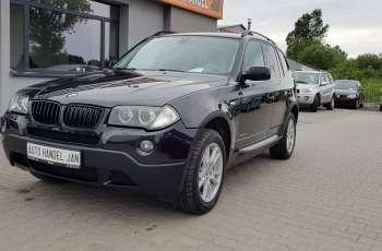 BMW X3 3.0 Diesel 218km Automat Xenon Serwis