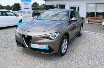Alfa Romeo Stelvio F-Vat, Gwarancja, Salon Polska, Automat
