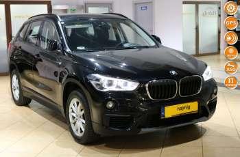 BMW X1 sDrive18d Advantage automat + Pakiety, Gwarancja x 5, PL, fv VAT 23