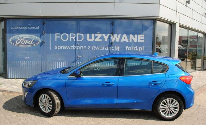 Focus Hatchback Titanium 1, 5 EcoBlue 120KM ASO Forda Gwarancja rej. 2021 zdjęcie 3