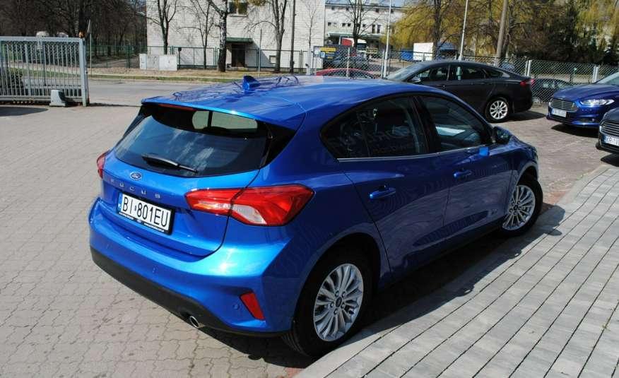 Focus Hatchback Titanium 1, 5 EcoBlue 120KM ASO Forda Gwarancja rej. 2021 zdjęcie 4