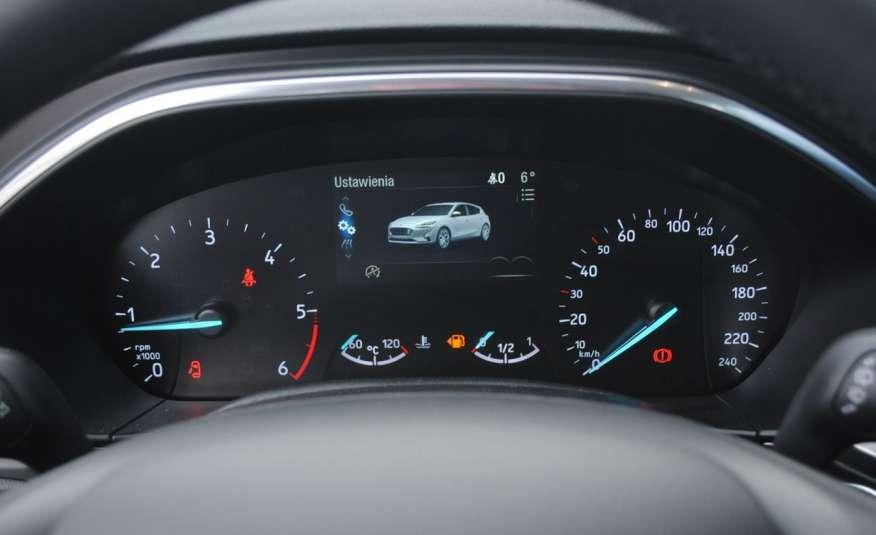 Focus Hatchback Titanium 1, 5 EcoBlue 120KM ASO Forda Gwarancja rej. 2021 zdjęcie 10