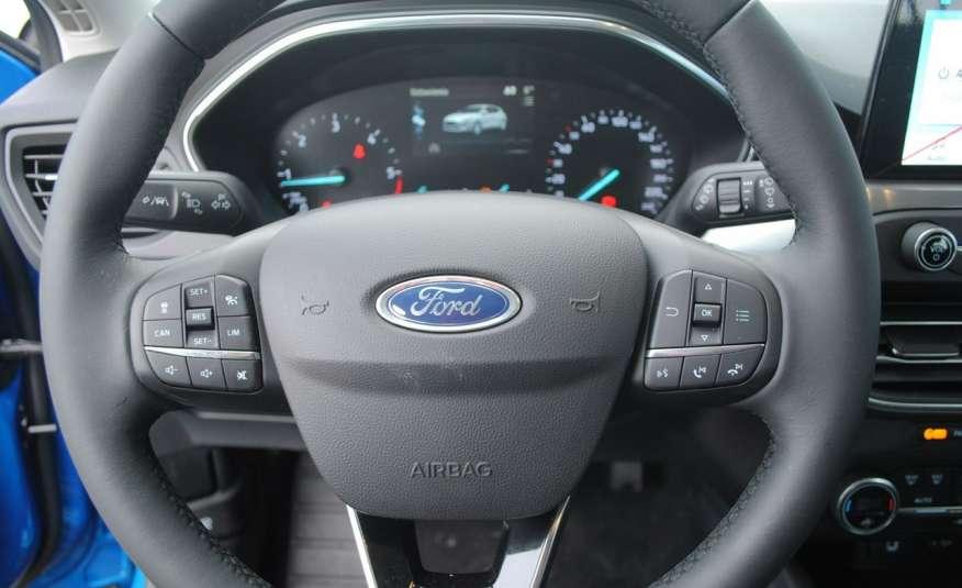 Focus Hatchback Titanium 1, 5 EcoBlue 120KM ASO Forda Gwarancja rej. 2021 zdjęcie 11
