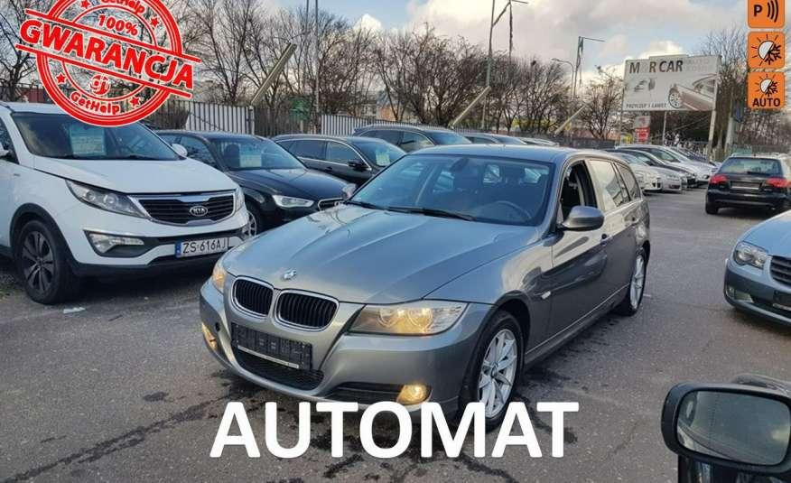 BMW 320 2.0 Diesel 184 KM, Klima. Grzane Fotele, Alufelgi, Tempomat, Dwa Klucz zdjęcie 1