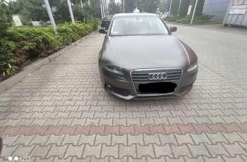 Audi A4 2.0TDI Alus Klima Navi El.szyby Zadbana