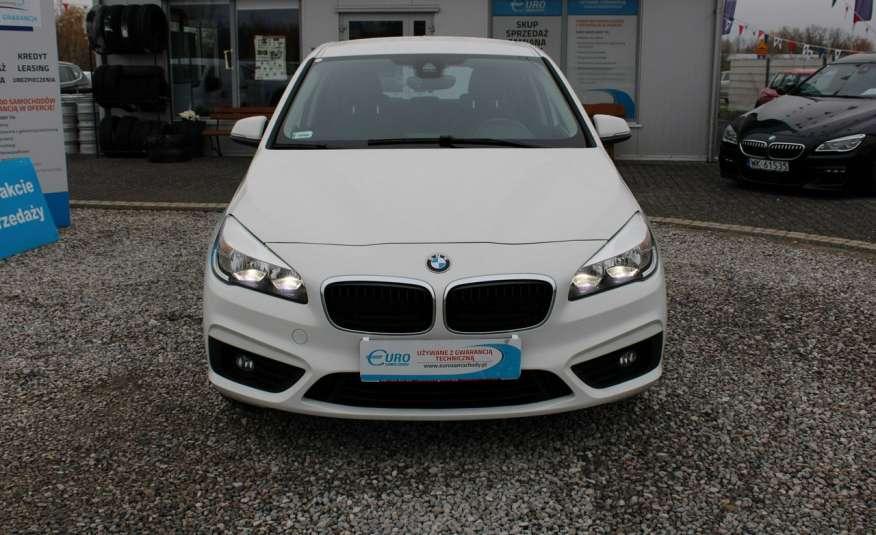 BMW 218 Salon, el.klapa.automat, czujniki, Gwarancja, f-vat zdjęcie 1