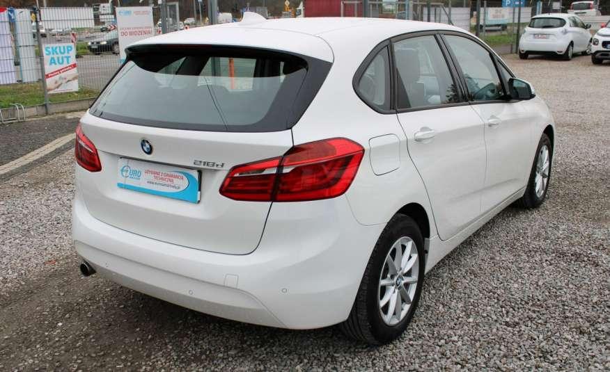 BMW 218 Salon, el.klapa.automat, czujniki, Gwarancja, f-vat zdjęcie 3