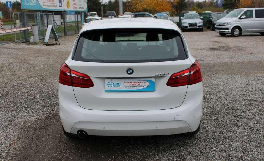 BMW 218 Salon, el.klapa.automat, czujniki, Gwarancja, f-vat zdjęcie 4