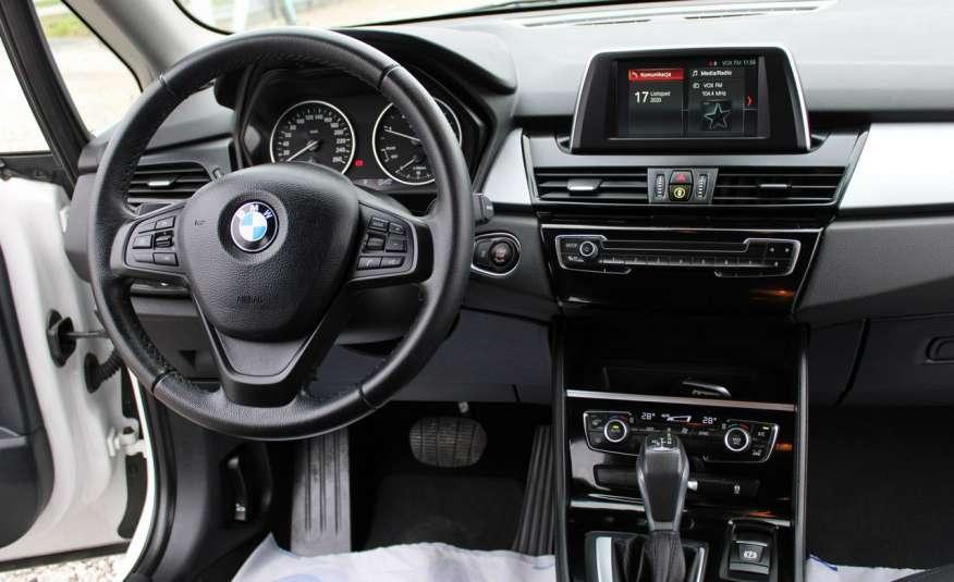 BMW 218 Salon, el.klapa.automat, czujniki, Gwarancja, f-vat zdjęcie 9