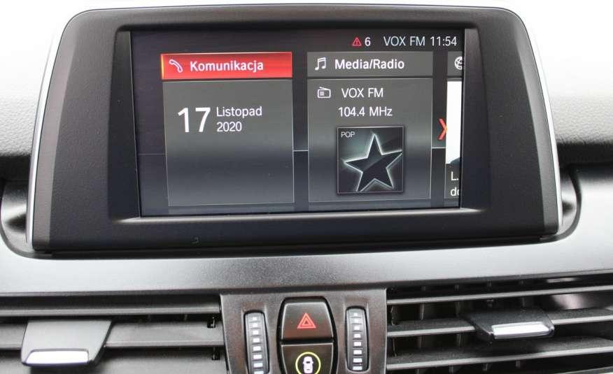 BMW 218 Salon, el.klapa.automat, czujniki, Gwarancja, f-vat zdjęcie 26