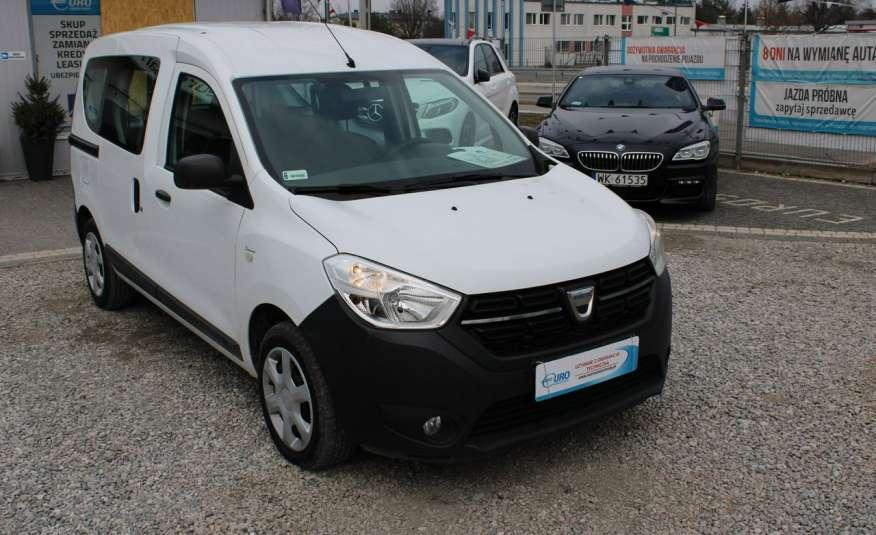 Dacia Dokker F-Vat, Gwarancja, Salon Polska, 5-osób.65tys zdjęcie 5