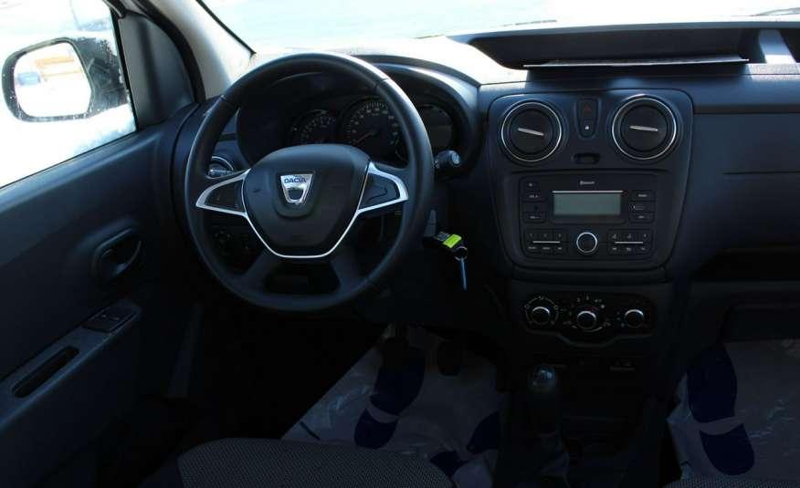 Dacia Dokker F-Vat, Gwarancja, Salon Polska, 5-osób.65tys zdjęcie 8