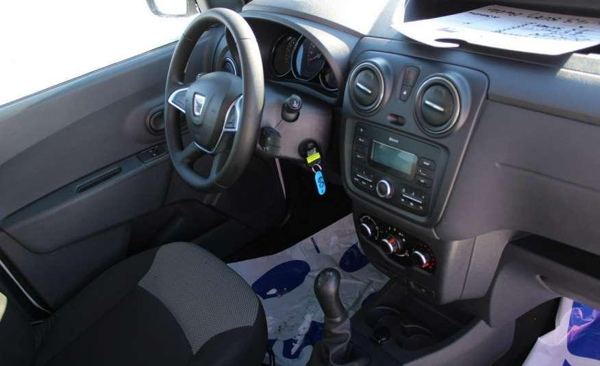 Dacia Dokker F-Vat, Gwarancja, Salon Polska, 5-osób.65tys zdjęcie 11