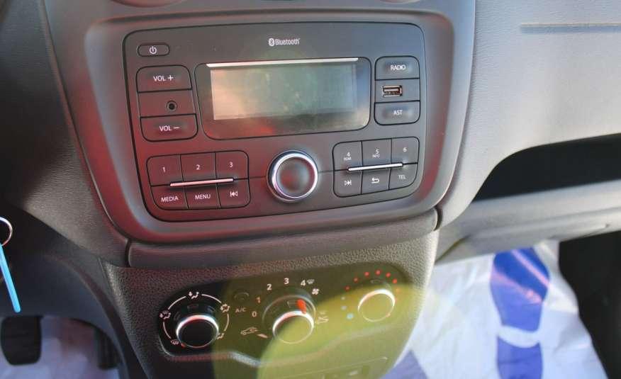 Dacia Dokker F-Vat, Gwarancja, Salon Polska, 5-osób.65tys zdjęcie 13