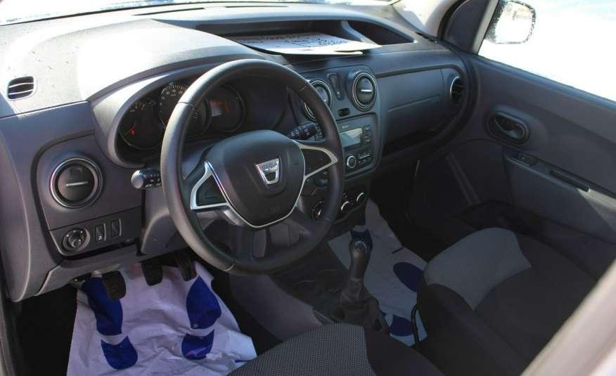 Dacia Dokker F-Vat, Gwarancja, Salon Polska, 5-osób.65tys zdjęcie 18