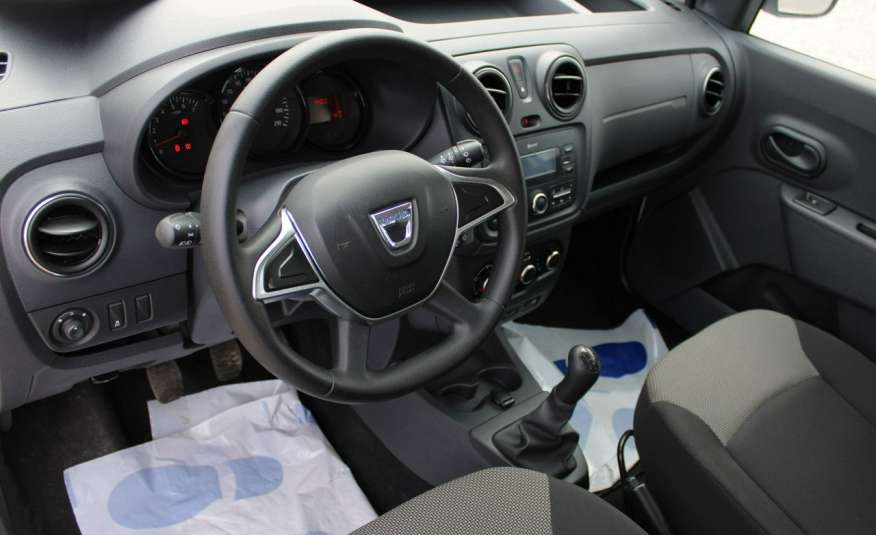 Dacia Dokker F-Vat, Gwarancja, Salon Polska, 5-osób.65tys zdjęcie 26