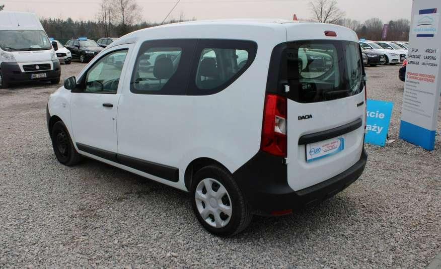 Dacia Dokker F-Vat, Gwarancja, Salon Polska, 5-osób.65tys zdjęcie 32
