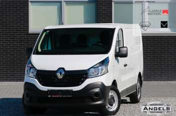 Renault Trafic L1H1 NOWY MODEL