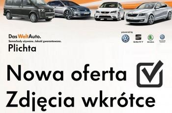 Volkswagen Crafter 2.0TDI 140KM, 35 Furgon, Klimatyzacja, Salon PL