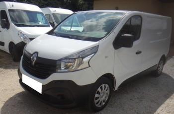 Renault LIFT L1H1 2018 klima tempomat telefon ŁADNY 101tys km
