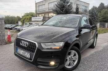 Audi Q3 Zadbany 2.0 Tdi Cr Manual 1 Właściciel