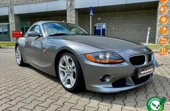 BMW Z4 stan kolekcjonerski 1 wł od nowości 2.5i24v przebieg 20 tyskm