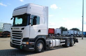 Scania R450LB6X2MNB BDF