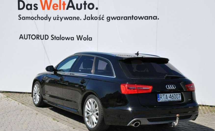Audi A6 3.0 BiTDI 313KM Quattro Tiptronic HAK Pneumatyka FV23% zdjęcie 2