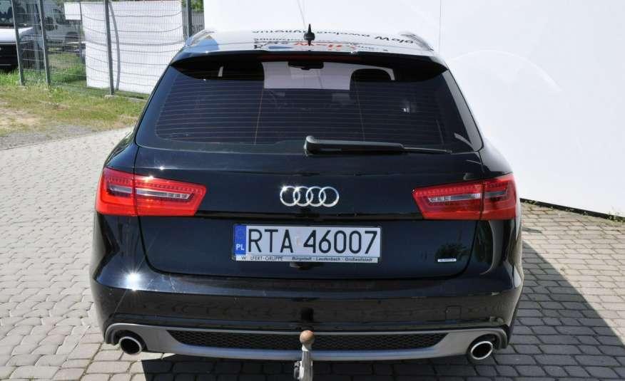 Audi A6 3.0 BiTDI 313KM Quattro Tiptronic HAK Pneumatyka FV23% zdjęcie 6