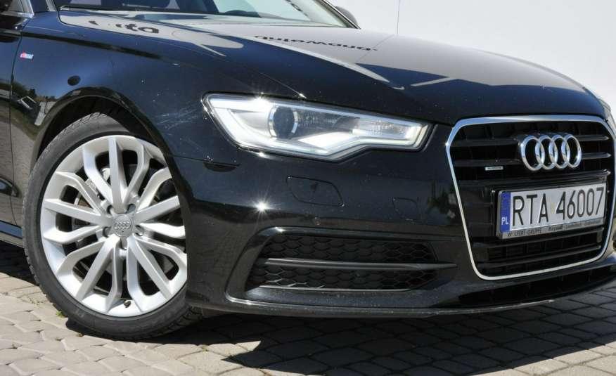 Audi A6 3.0 BiTDI 313KM Quattro Tiptronic HAK Pneumatyka FV23% zdjęcie 7