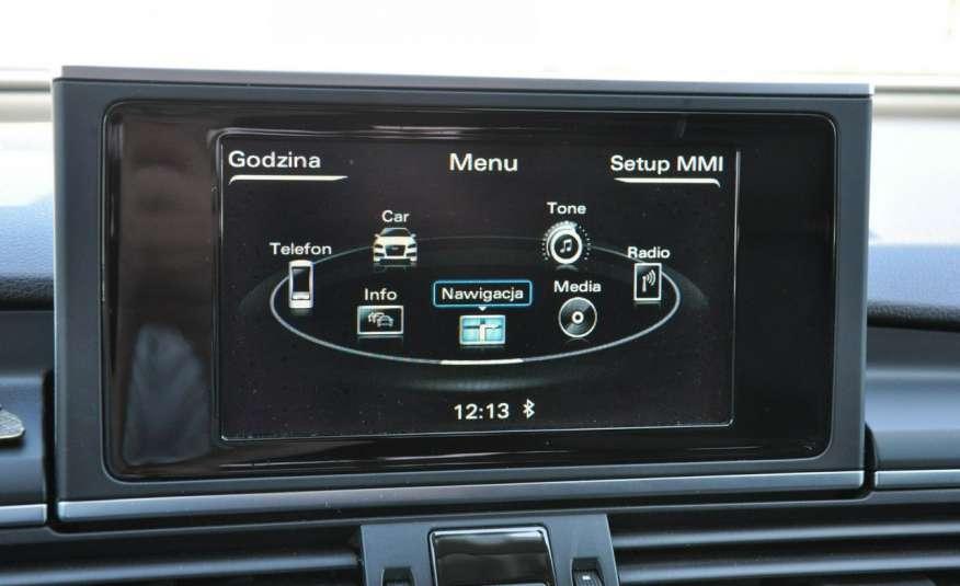 Audi A6 3.0 BiTDI 313KM Quattro Tiptronic HAK Pneumatyka FV23% zdjęcie 14