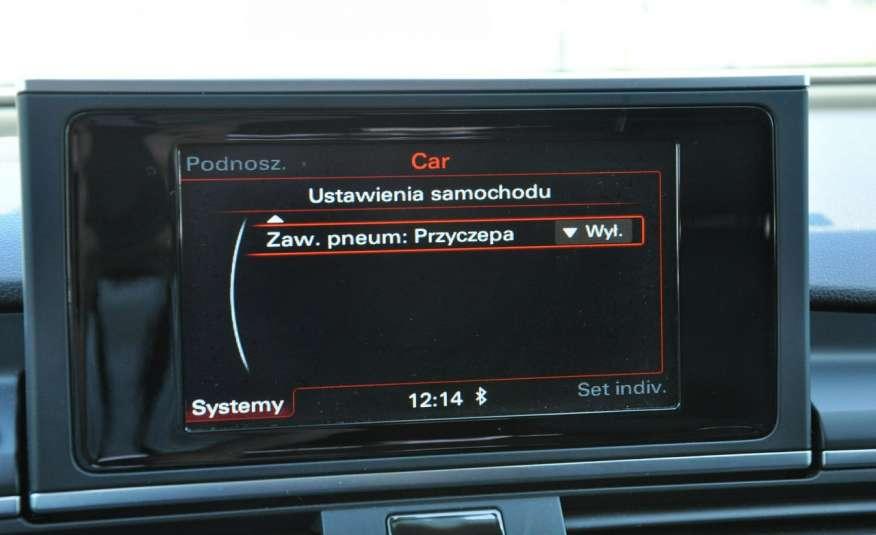 Audi A6 3.0 BiTDI 313KM Quattro Tiptronic HAK Pneumatyka FV23% zdjęcie 17