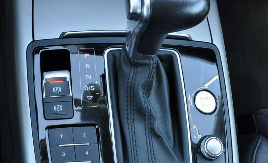 Audi A6 3.0 BiTDI 313KM Quattro Tiptronic HAK Pneumatyka FV23% zdjęcie 23